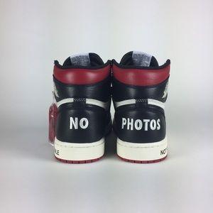 Jordan Shoes - New Air Jordan 1 Not For Resale size 8